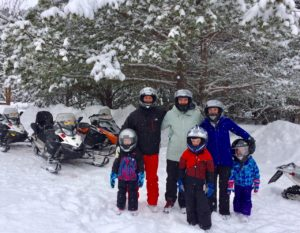 Michigan Snowmobile Rentals | Crystal Adventures, Michigan Vacation